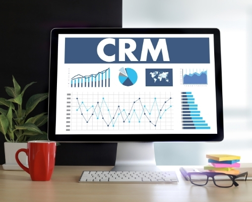 Integração com CRM