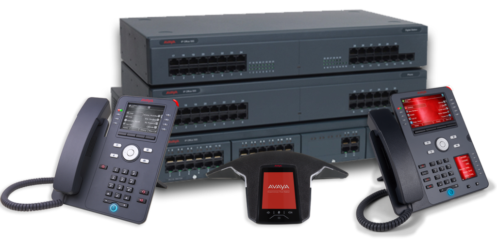 Avaya IP Office 500